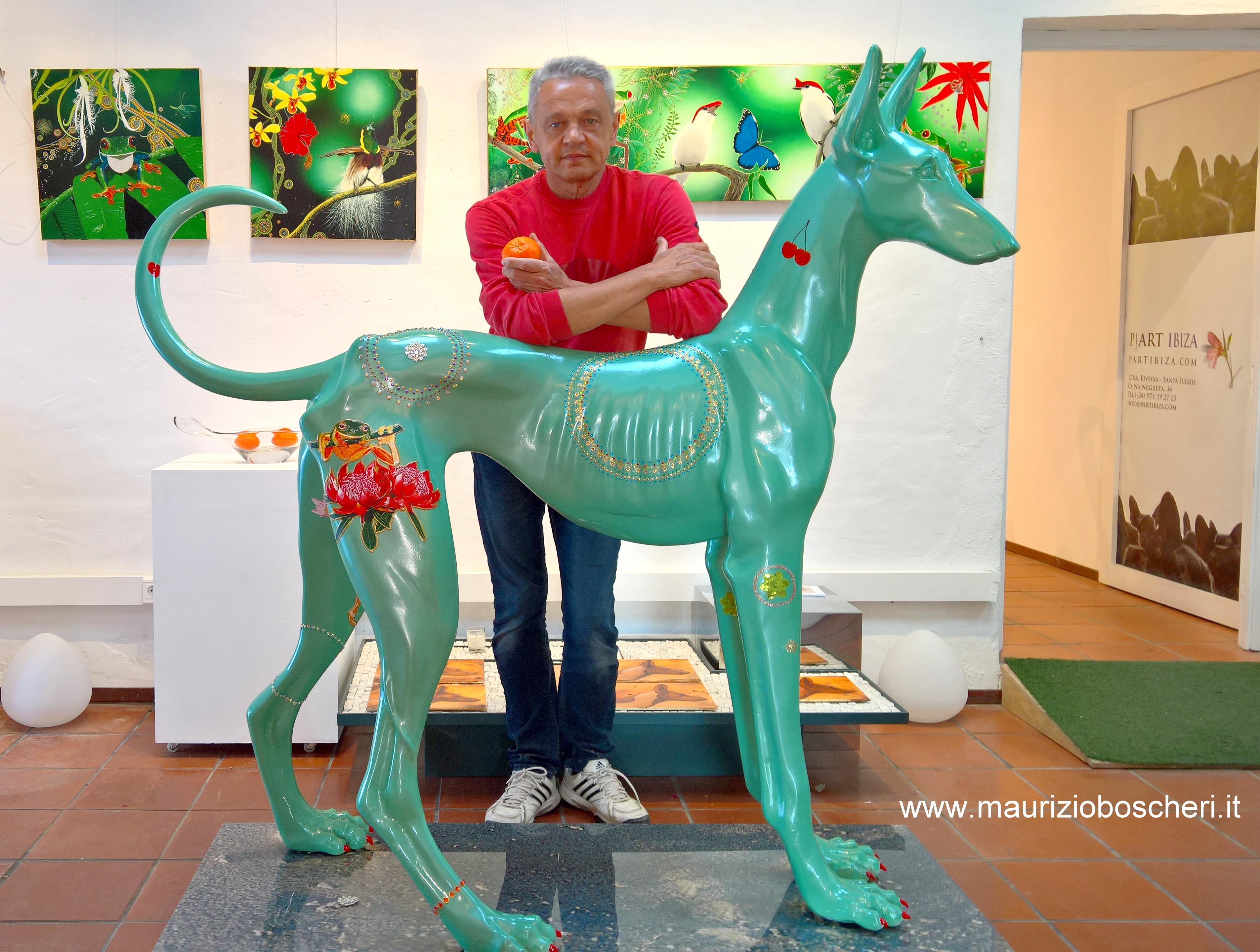 Maurizio Boscheri Podenco P Art Ibiza 6